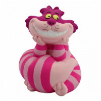 Cheshire Cat Leaning On His Tail Mini Figurine 6008696