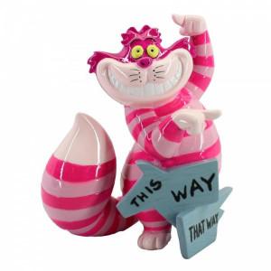 This Way, That Way Cheshire Cat Figurine 6008699