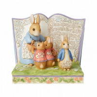 """""""Once Upon a Time There Were Four Little Rabbits"""" Storybook 6008742"""