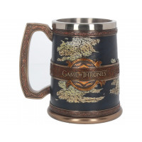 Game Of Thrones The Seven Kingdoms Tankard B3695J7