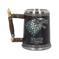 Game Of Thrones Winter Is Coming Tankard B3697J7