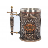 Game Of Thrones Iron Throne Tankard B3698J7