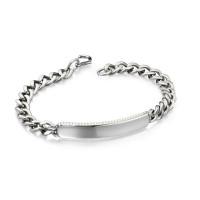 Fred Bennett S/S ID Bracelet B4565