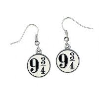 Harry Potter Platform 9 3/4 Earrings WE0011