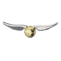 Golden Snitch Pin Badge- HPPB0004