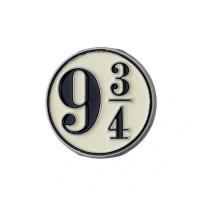 Platform 9 3/4 Pin Badge HPPB0011