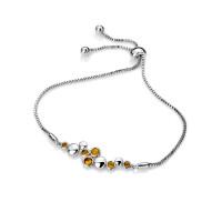 EMOZIONI Nettare Bracelet - Amber EB075