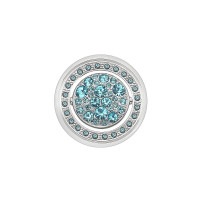 EMOZIONI Purity and Tranquility Coin - 33mm EC411