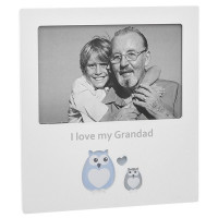 Cut Out Owl Frame I Love Grandad 270541