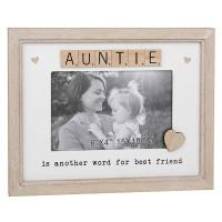 Scrabble Sentiments Frame Auntie 297271