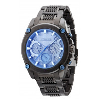 Police Mesh Up Black Gents Bracelet Watch 14543JSB/13M