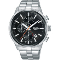 Pulsar Gents Chronograph Bracelet Watch PM3117X1