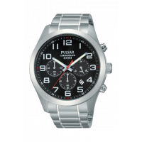Pulsar Gents Chronograph Bracelet Watch PT3661