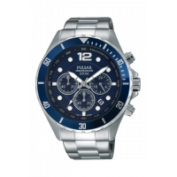 Pulsar Gents Chronograph Bracelet Watch PT3719