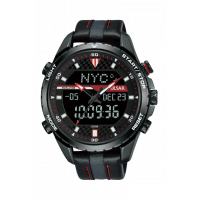Pulsar World Rally Limited Edition Gents Watch PZ4035X1