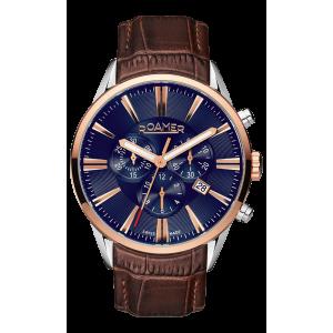Roamer Gents Superior Chronograph Watch 508837 41 85 05
