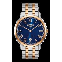 Roamer Gents Two Tone Superslender Watch 515810-49-42-50