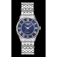 Roamer Ladies Stainless Steel Blue Dial Sonata Watch 520820-41-45-50
