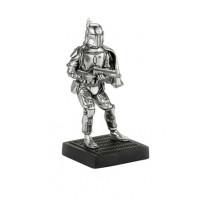 Boba Fett Star Wars Royal Selangor Pewter Figurine