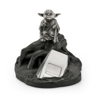 Royal Selangor Star Wars Pewter Limited Edition Yoda Jedi Master Figurine 017997