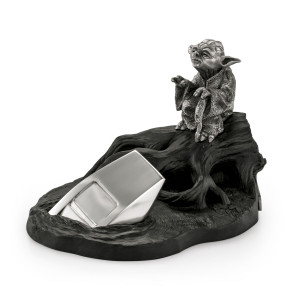 Royal Selangor Star Wars Pewter Limited Edition Yoda Jedi Master Figurine 017997