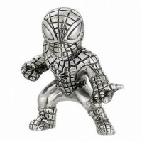 Spiderman Mini Pewter Figure by Royal Selangor 017968R