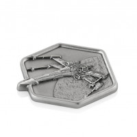 X-Wing Star Wars Royal Selangor Pewter Token