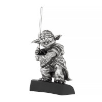 Yoda Star Wars Royal Selangor Pewter Figurine