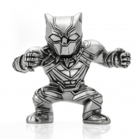 Royal Selangor Pewter Black Panther Mini Figurine 017974R
