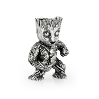 Groot Mini Pewter Figurine By Royal Selangor 017969R