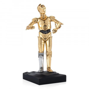 C-3PO Limited Edition Royal Selangor Star Wars Pewter Figurine