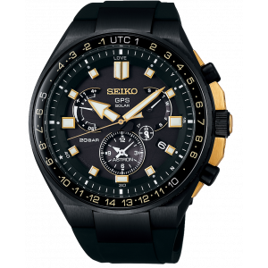 Seiko Limited Edition GPS, Astron Strap Watch SSE174J1
