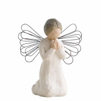 Angel of Prayer, Willow Tree Figurine