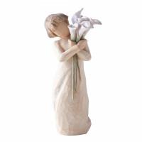Beautiful Wishes, Willow Tree Figurine