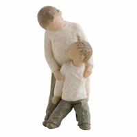 Brothers, Willow Tree Figurine