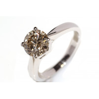 18ct White Gold 1.81pts Diamond Ring R6319AG7610