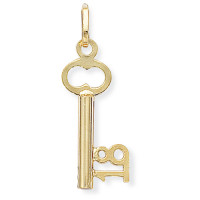 9ct Gold 18 Key