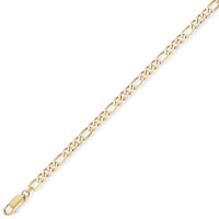 9ct Gold 20in Figaro Chain