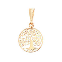 9ct Gold small 'Tree of Life Pendant'