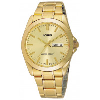 Lorus Gents G/P Bracelet Watch