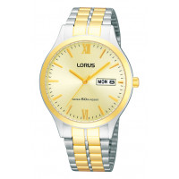 Lorus Two Tone Gents Bracelet Watch