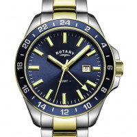 Rotary Havana Mens GMT Watch GB05082/05