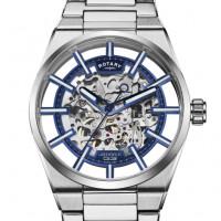 Rotary Greenwich G3 Skeleton Automatic Watch GB05210/05