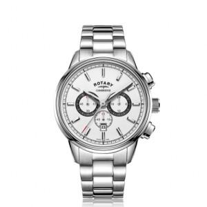 Rotary Cambridge Stainless Steel Bracelet Watch GB05395/02