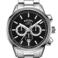 Rotary Cambridge Stainless Steel Bracelet Watch GB05395/04
