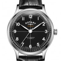 Rotary Heritage Stainless Steel Automatic Watch GS05125/04