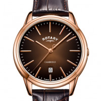Rotary Cambridge Gents Strap Watch GS05394/16