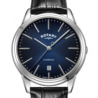 Rotary Cambridge Stainless Steel Strap Watch GS05390/05