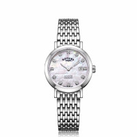 Rotary Ladies Diamond Bracelet Watch LB05300/07/D