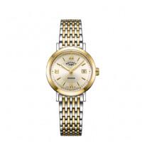 Rotary Two Tone Ladies Windsor Bracelet Watch LB05301/09
